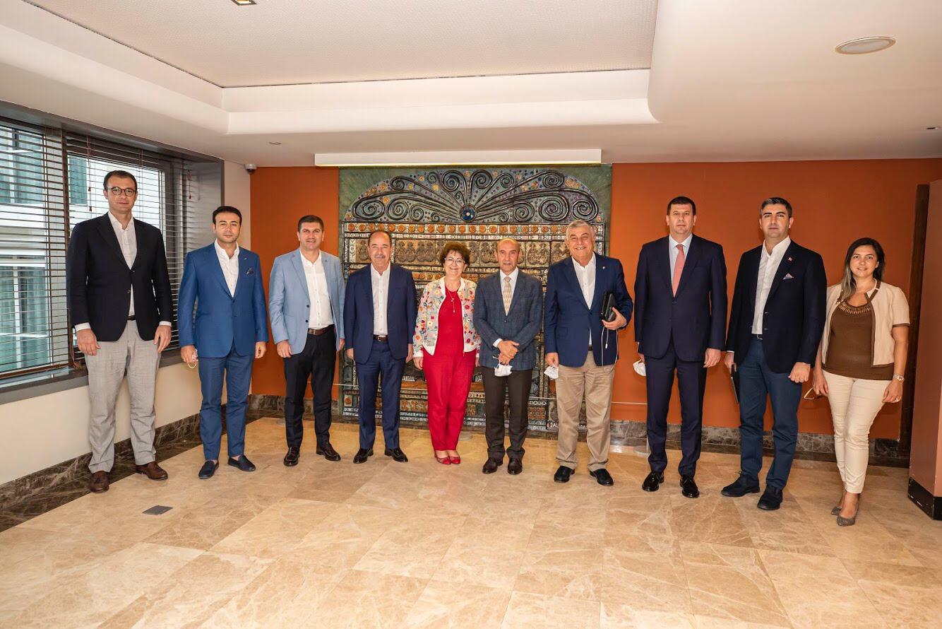 Başkan Gökhan Yüksel, SODEM Toplantısına Katıldı